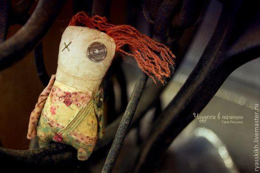 Ароматизированные куклы ручной работы. Ярмарка Мастеров - ручная работа. Купить Обережная кукла-примитив Веня..и Жора, и другие..!. Handmade.