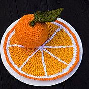 Для дома и интерьера ручной работы. Ярмарка Мастеров - ручная работа Апельсин. Handmade.
