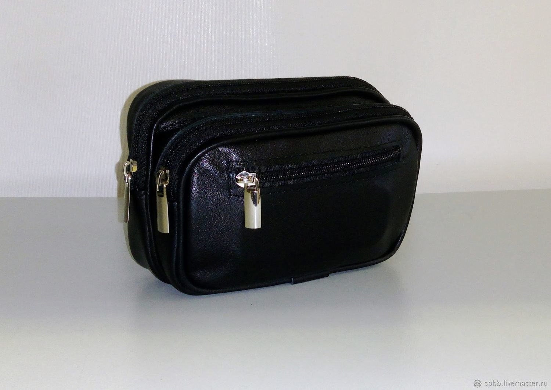 Bag leather 8, Classic Bag, St. Petersburg,  Фото №1