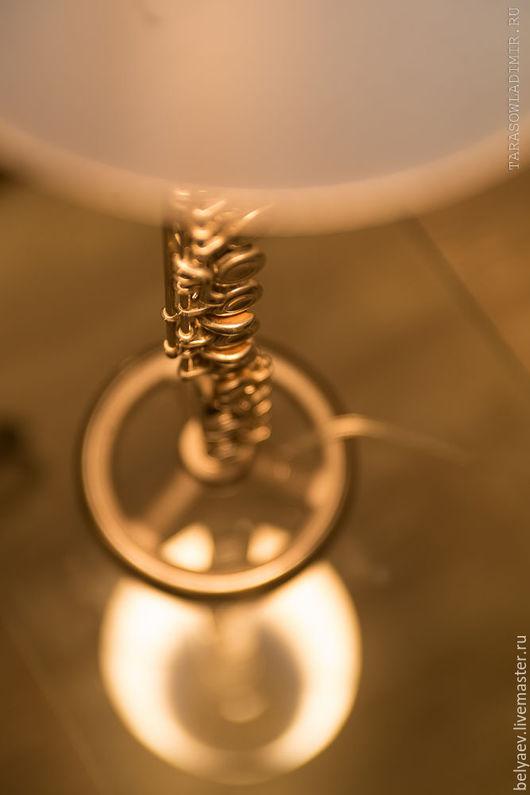 """Освещение ручной работы. Ярмарка Мастеров - ручная работа. Купить Светильник """"Флейта"""". Handmade. Светильник ручной работы, светильник в лофт"""