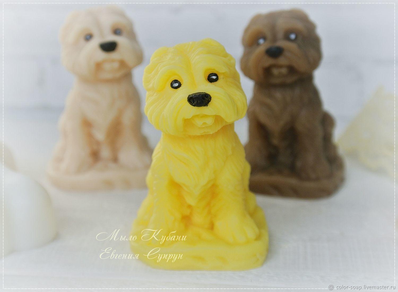 новогоднее мыло краснодар, мыло на новый год, символ 2018 собака, мыло ручной работы символ года,  собака подарок на новый год, купить символ года собака