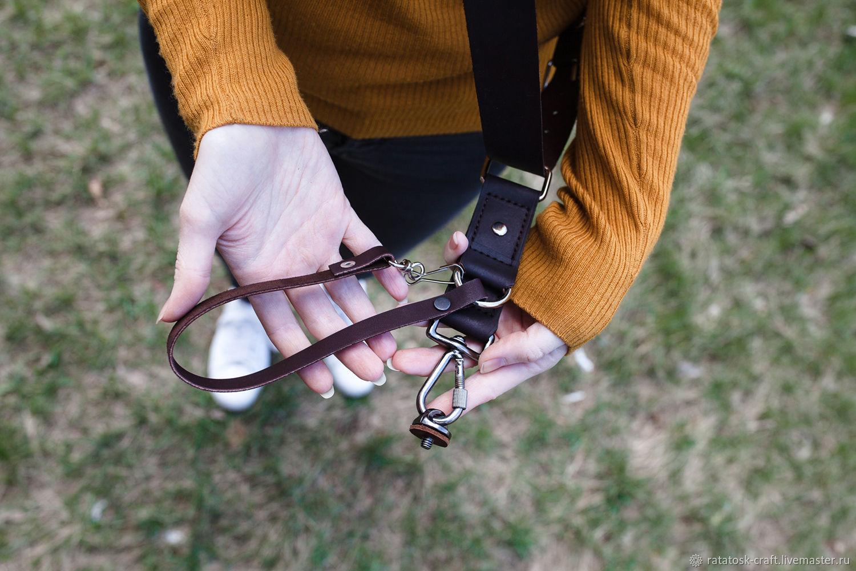 Портупея - разгрузка для одного фотоаппарата для фотографа, Ремни, Волгоград, Фото №1