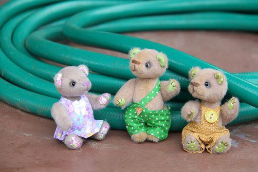 Мишки Тедди ручной работы. Ярмарка Мастеров - ручная работа. Купить мишутки. Handmade. Тедди, мишка, авторская ручная работа