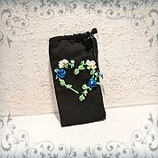 Сумки и аксессуары handmade. Livemaster - original item Eyeglass case 1. Handmade.