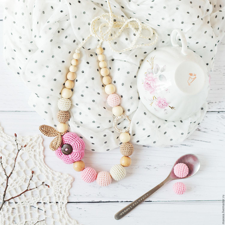 Slingobusy with pumpkin 'Tea rose' pink, slingobusy with a toy, Slingbus, Ryazan,  Фото №1