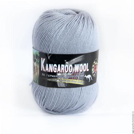 Пряжа Color City Kangaroo Wool для ручного вязания Цвет 2601 пряжа, пряжа для вязания, пряжа для ручного вязания, пряжа в мотках, пряжа меринос, мериносовая пряжа,