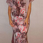 Одежда handmade. Livemaster - original item Dress batik
