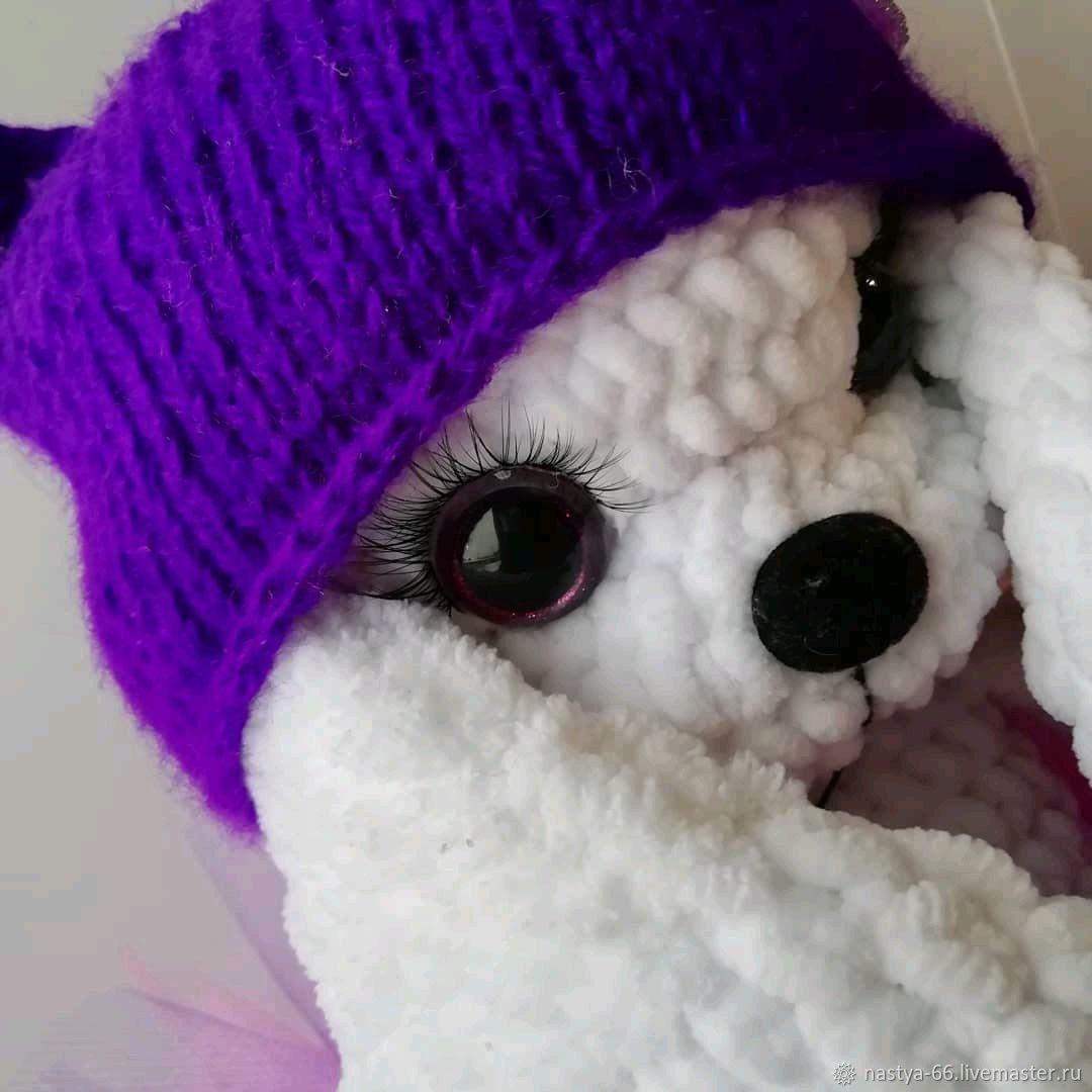 Плюшевый зайка, Мягкие игрушки, Балезино,  Фото №1