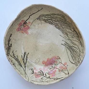 Посуда ручной работы. Ярмарка Мастеров - ручная работа Сакура 2. Handmade.
