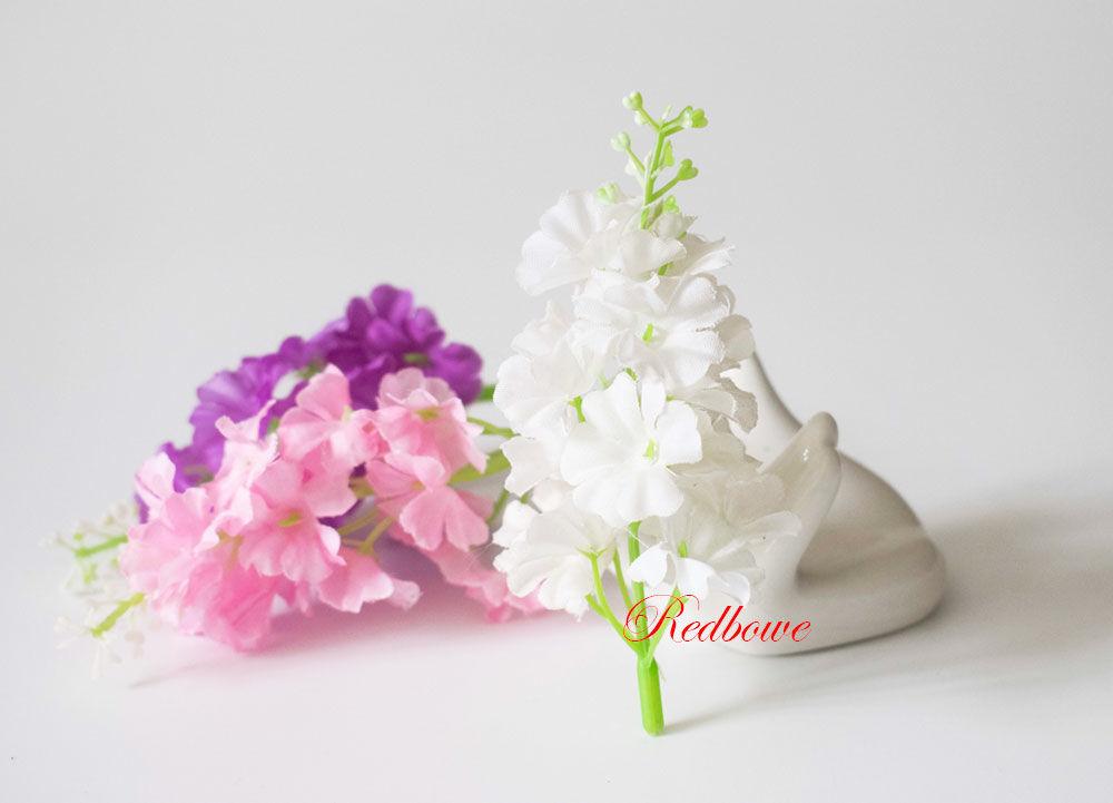 Цветы сирени Г65, Цветы искусственные, Москва,  Фото №1
