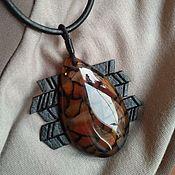 Украшения handmade. Livemaster - original item Pendant: Fantasy. Handmade.
