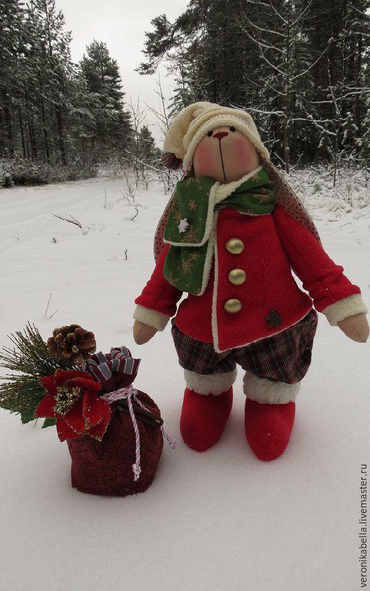 tilda dolls handmade livemaster handmade buy bunny tilda christmas