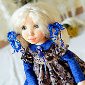 handmade. Livemaster - original item Interior doll Betty. Handmade.