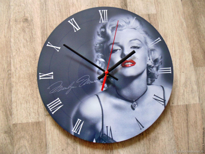 Настенные часы-картина(любое изображение), Картины, Волгоград, Фото №1