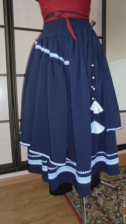 украсить юбку пачку