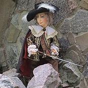 Куклы и игрушки ручной работы. Ярмарка Мастеров - ручная работа Жерар. Handmade.