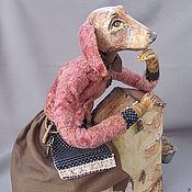 """Куклы и игрушки ручной работы. Ярмарка Мастеров - ручная работа ."""" Почему я не птица """". Handmade."""