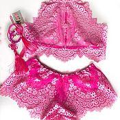 Одежда handmade. Livemaster - original item Underwear set
