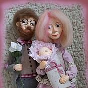 Куклы и игрушки ручной работы. Ярмарка Мастеров - ручная работа В ожидании чуда .... Handmade.