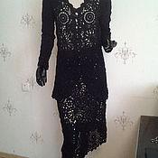 Одежда handmade. Livemaster - original item Knitted Night suit. Handmade.