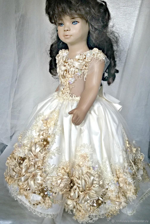 05ce726f99cad3a Купить Платье для · Одежда для девочек, ручной работы. Платье для девочки .  РостиСлавия (Rostislavia).