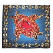 Фен-шуй и эзотерика handmade. Livemaster - original item Handkerchief-fire angel. Handmade.