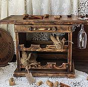 Для дома и интерьера handmade. Livemaster - original item Minibar