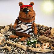 """Куклы и игрушки ручной работы. Ярмарка Мастеров - ручная работа Морской """"волк"""" Вихлюн.. Handmade."""