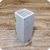 Материалы для творчества ручной работы. Ярмарка Мастеров - ручная работа Форма для мыла с нуля вертикальная на петлях. Handmade.