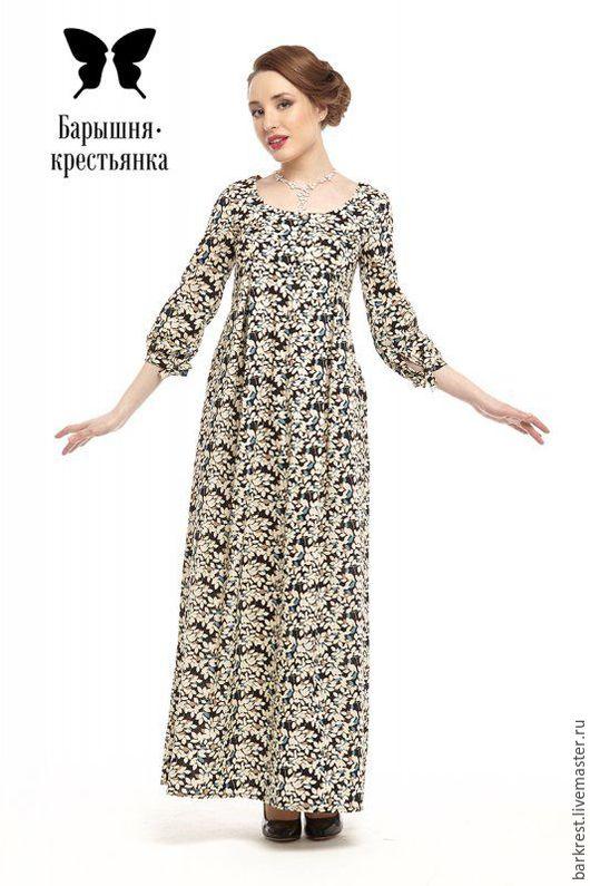 Платья ручной работы. Ярмарка Мастеров - ручная работа. Купить Кабо-Верде. Handmade. Комбинированный, православное платье, платье в храм