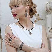 Украшения handmade. Livemaster - original item Bracelet Golden lion (insert - bronze). Handmade.