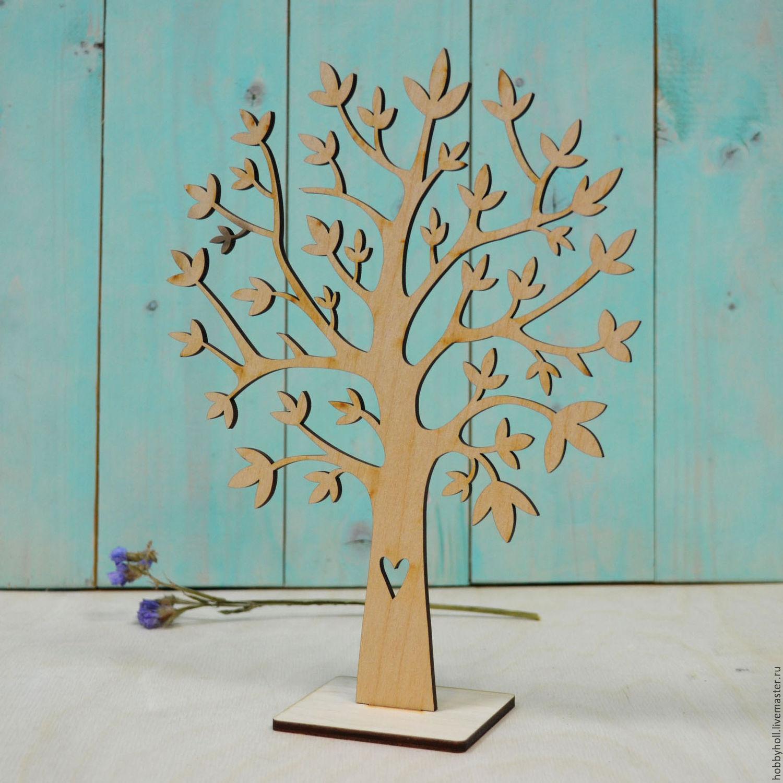 шаблон дерева пожеланий своими руками для комфортного отдыха