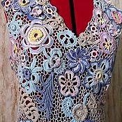 """Одежда ручной работы. Ярмарка Мастеров - ручная работа Платье """"Летняя прохлада"""". Handmade."""