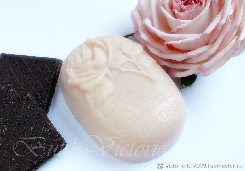 Крем-масло для душа Розовый Шоколад, Бальзам для волос, Москва, Фото №1