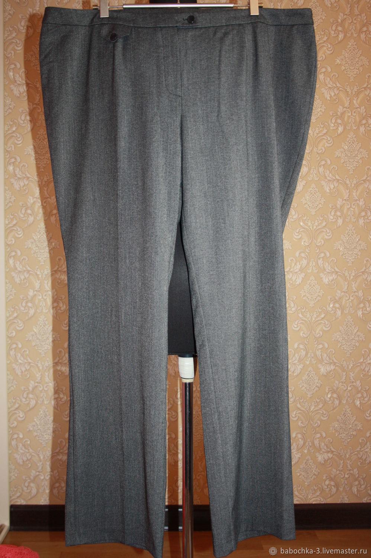 Винтаж: Брюки YESSICA 56-58 размер 90-е, Одежда винтажная, Старая Купавна,  Фото №1
