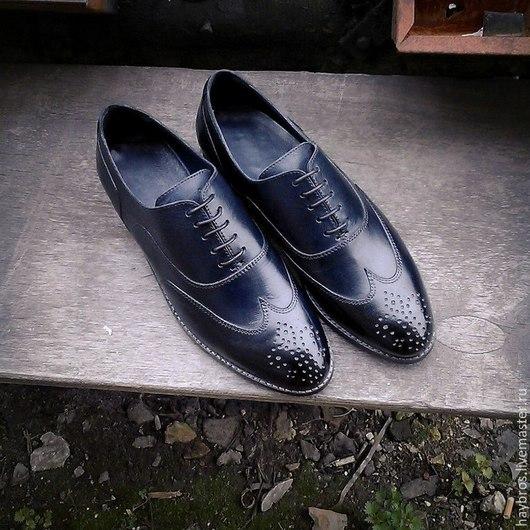 hay bros мужские туфли. конструкция Oxford