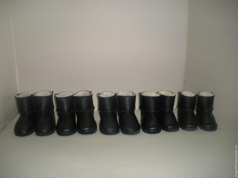сапожки кожаные 2300-2500р