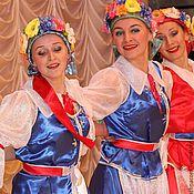 """Одежда ручной работы. Ярмарка Мастеров - ручная работа Танец """"Куявяк и Оберек"""".. Handmade."""