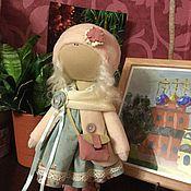 Куклы и игрушки ручной работы. Ярмарка Мастеров - ручная работа Кукла текстильная Винтаж. Handmade.