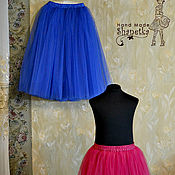 Одежда handmade. Livemaster - original item The skirt is tutu of soft tulle for girls. Handmade.