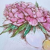 Картины и панно handmade. Livemaster - original item The symbols of love .... Handmade.