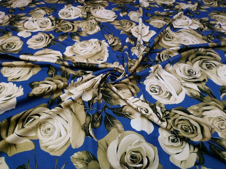 Джерси из коллекции D&G, Ткани, Новосибирск,  Фото №1