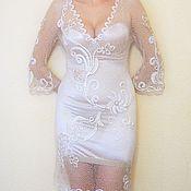 """Одежда ручной работы. Ярмарка Мастеров - ручная работа платье """" невесомость"""". Handmade."""