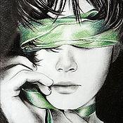 Картины и панно ручной работы. Ярмарка Мастеров - ручная работа Картина Свой мир. Handmade.