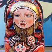 """Куклы и игрушки ручной работы. Ярмарка Мастеров - ручная работа Матрешка """"детишки"""". Handmade."""