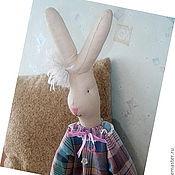 Куклы и игрушки ручной работы. Ярмарка Мастеров - ручная работа Кролик Maileg Кристи. Не Тильда. Handmade.