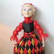 """Куклы и игрушки ручной работы. Ярмарка Мастеров - ручная работа Кукла """"Арлетта"""". Handmade."""