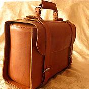 Сумки и аксессуары ручной работы. Ярмарка Мастеров - ручная работа сумка саквояжного типа - Вестерн. Handmade.