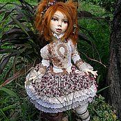 Куклы и пупсы ручной работы. Ярмарка Мастеров - ручная работа Авторская кукла  Алиса, интерьерная кукла ручной работы. Handmade.