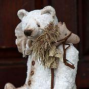 Куклы и игрушки ручной работы. Ярмарка Мастеров - ручная работа Моя старая лошадка  25  см во весь рост. Handmade.